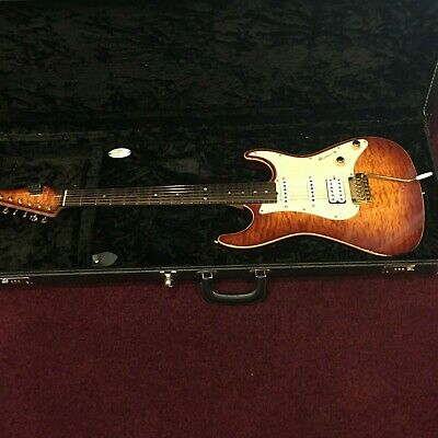 Plus Guitar Humbucker Bridge Pickup 50mm Gold Cover John Suhr Guitars SSH NEW