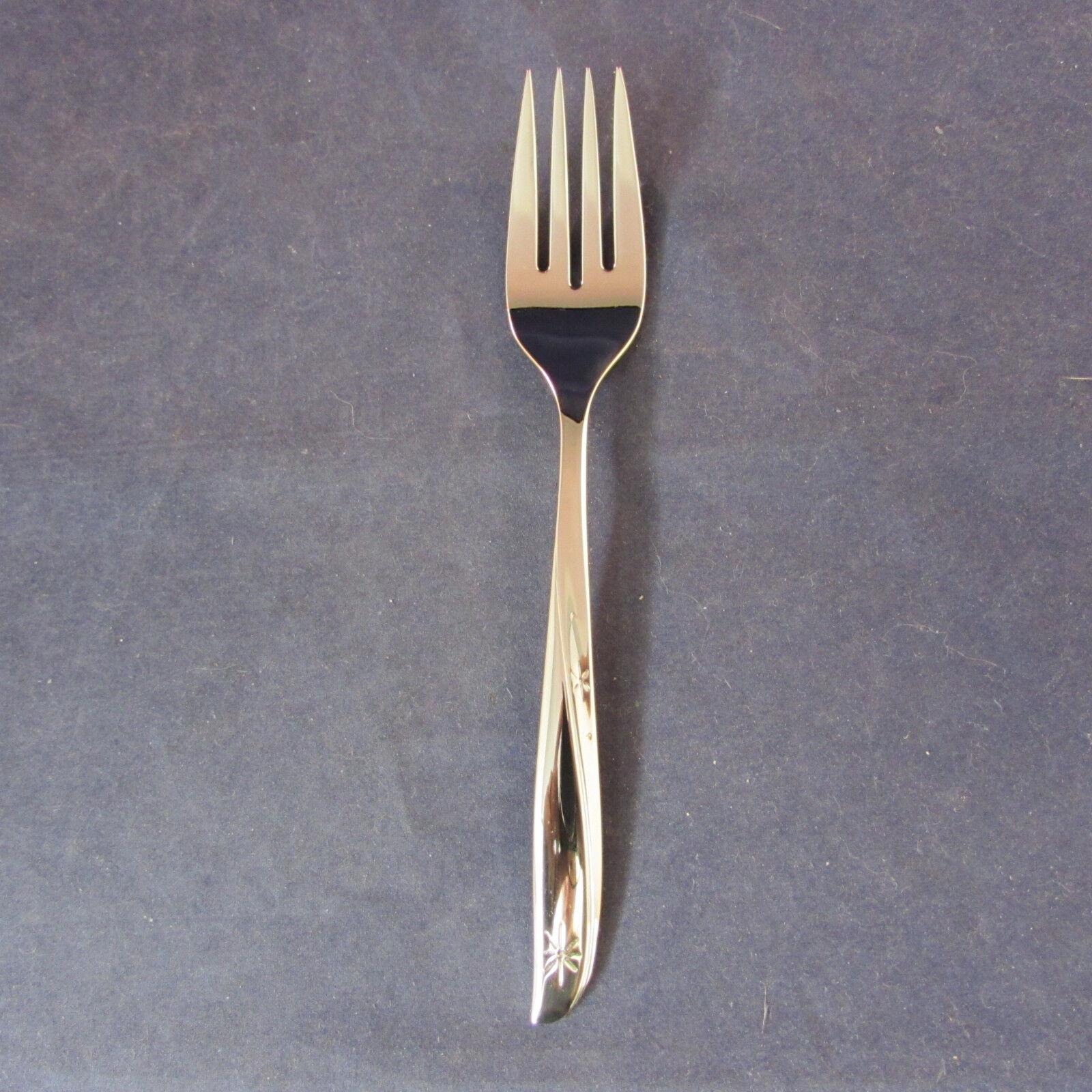 Oneida Community Stainless Flatware TWIN STAR Salad Fork *