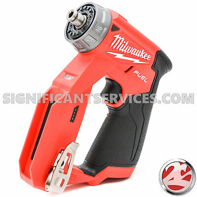 Milwaukee 2505-20 M12 Fuel Installation Drilldriver 4-in-1 Tool Only New