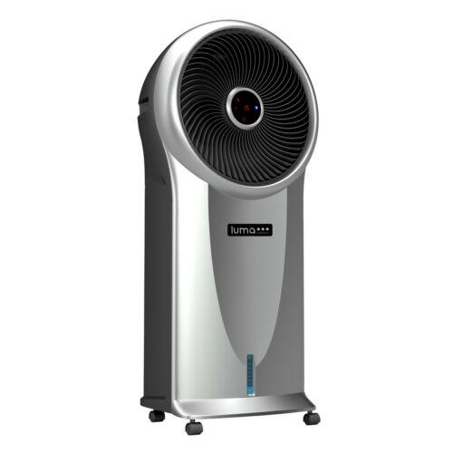 Blemished NewAir Portable Indoor Tower Fan Evaporative Air Cooler EC110S-REF