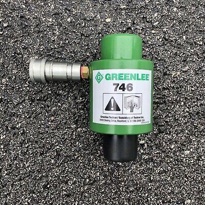 Greenlee Hydraulic Ram Knockout 746 Vwu