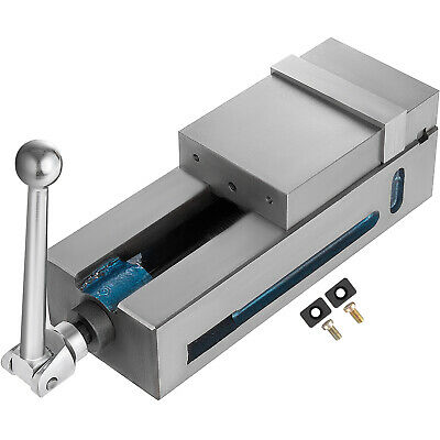 4 Cnc Vise Clamp Vice Precision Vise Milling Drilling Machine 100mm Jaw Width