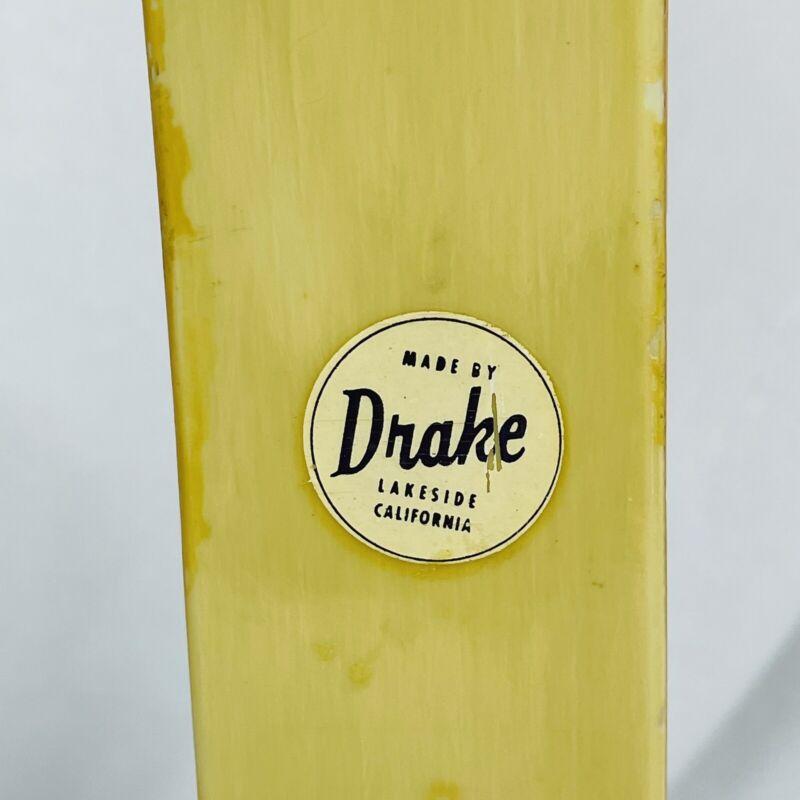 "Rare Drake Recurve Bow By Harry Drake #4374 RH Archery 58"" ~Please See Below~"