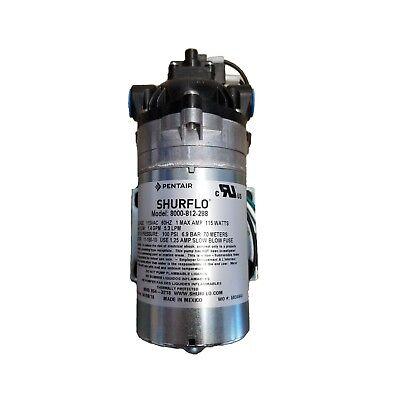 Shurflo Pump 8000-812-288 Diaphragm On-demand Pump