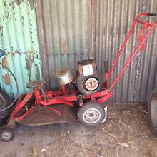 push mower slasher Blackbutt Darling Downs Preview