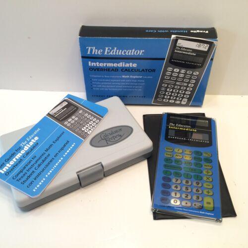 Stokes Publishing Co. The Educator Intermediate Overhead Calculator No. 204