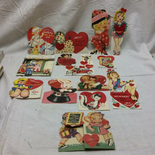 14 Vintage Valentine