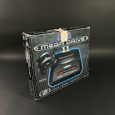 SEGA Megadrive 2 Console + 2 Manettes EUR Bon état