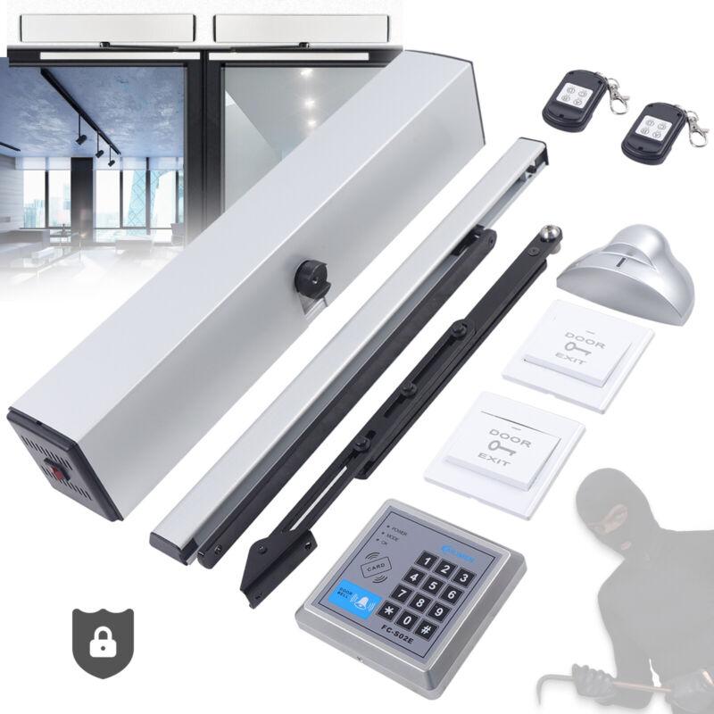 Auto Swing Door Opener Kit Hotel Office Door Operator Handicap Door Opener 120°