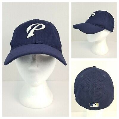 MLB San Diego Padres New Era 3930 Fitted Ball Cap Sz M/L 7 1/8 to 7 5/8 Uni-Fit Uni Fitted Cap