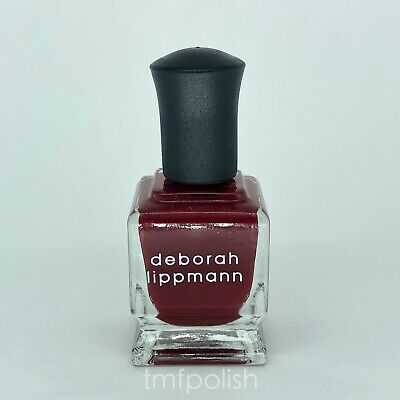 Brand New Deborah Lippmann Nail Polish - Lady is a Tramp - Full Size