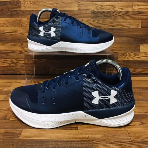 Under Armour Block City  Athletic Sneakers Workout Gym Shoes