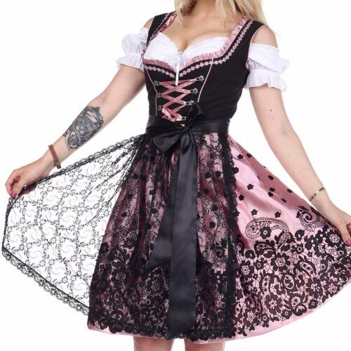 020 . Dirndl Oktoberfest German Austrian Dress Sizes: 4.6.8.10.12.14.16.18.20.22