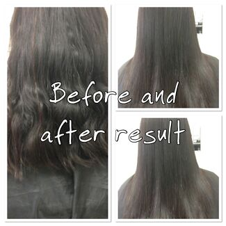 $200 PERMANENT STRAIGHTENING FIX PRICE ANY LENGTH@HAIR&BEAUTY@LUTWYCHE