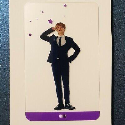 JiMin - Official Photocard BTS 2017 Festa Mood Light Photocard
