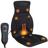 Best Choice Products 10-Motor Vibration Shiatsu Massage Seat Cushion W/ Heat