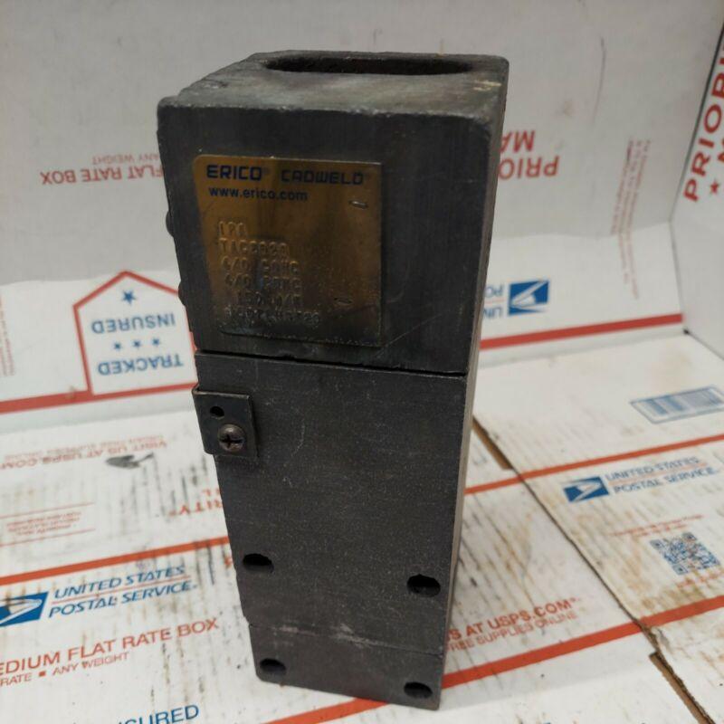 Erico Cadweld Tac2q2q Weld Mold 4/0 Conc - 4/0 Conc #150 W/m 150plusf20