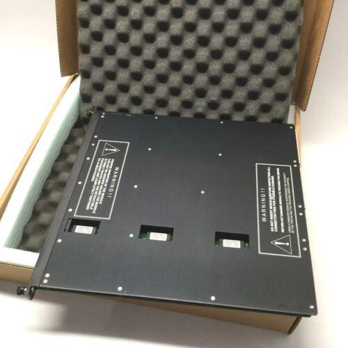 New Triconex 3700a Analog Input Module Tripple Modular Redundant 32 Pt