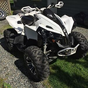 2011 Can-am 800r Renegade 4x4