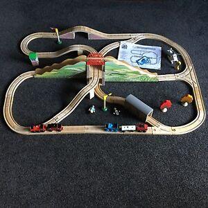 THOMAS THE TANK ENGINE TRAIN SET Table Cape Waratah Area Preview