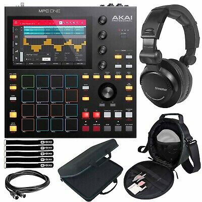 Akai Professional MPC One Standalone MIDI Total Music Production System Package