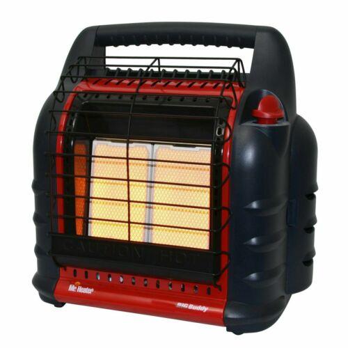 Mr Heater Big Buddy Portable Heater 4,000-18,000 BTU