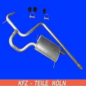CHRYSLER-PT-CRUISER-2-0-GT-2-4-2-4-Tubo-gas-scarico-SILENZIATORE-set-montaggio