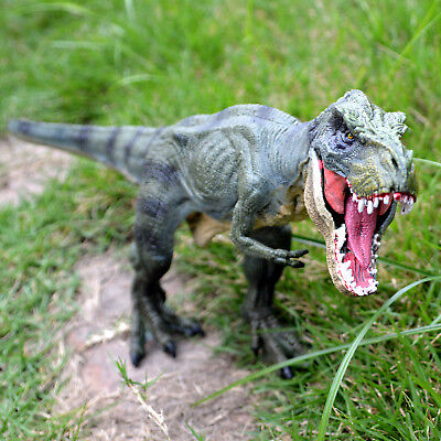12  Large Tyrannosaurus Rex Dinosaur Toy Model Birthday Gift For Boy Kids T Rex