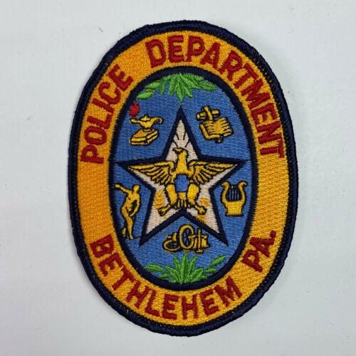 Bethlehem Police Pennsylvania Patch