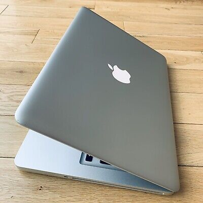 Apple MacBook Pro 13 Mid 2012 Core i7 2.90GHz 500GB HDD 8GB Office OS Catalina