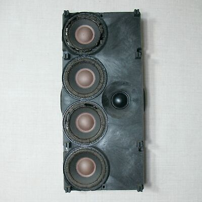 BANG & OLUFSEN PENTA TWEETERS ASSEMBLY FROM 6623 VINTAGE SPEAKERS PROJECT