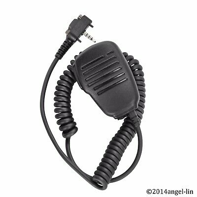 Remote Speaker Microphone For Vertex Standard Vx160v Vx160u Vx180v 2 Way Radio