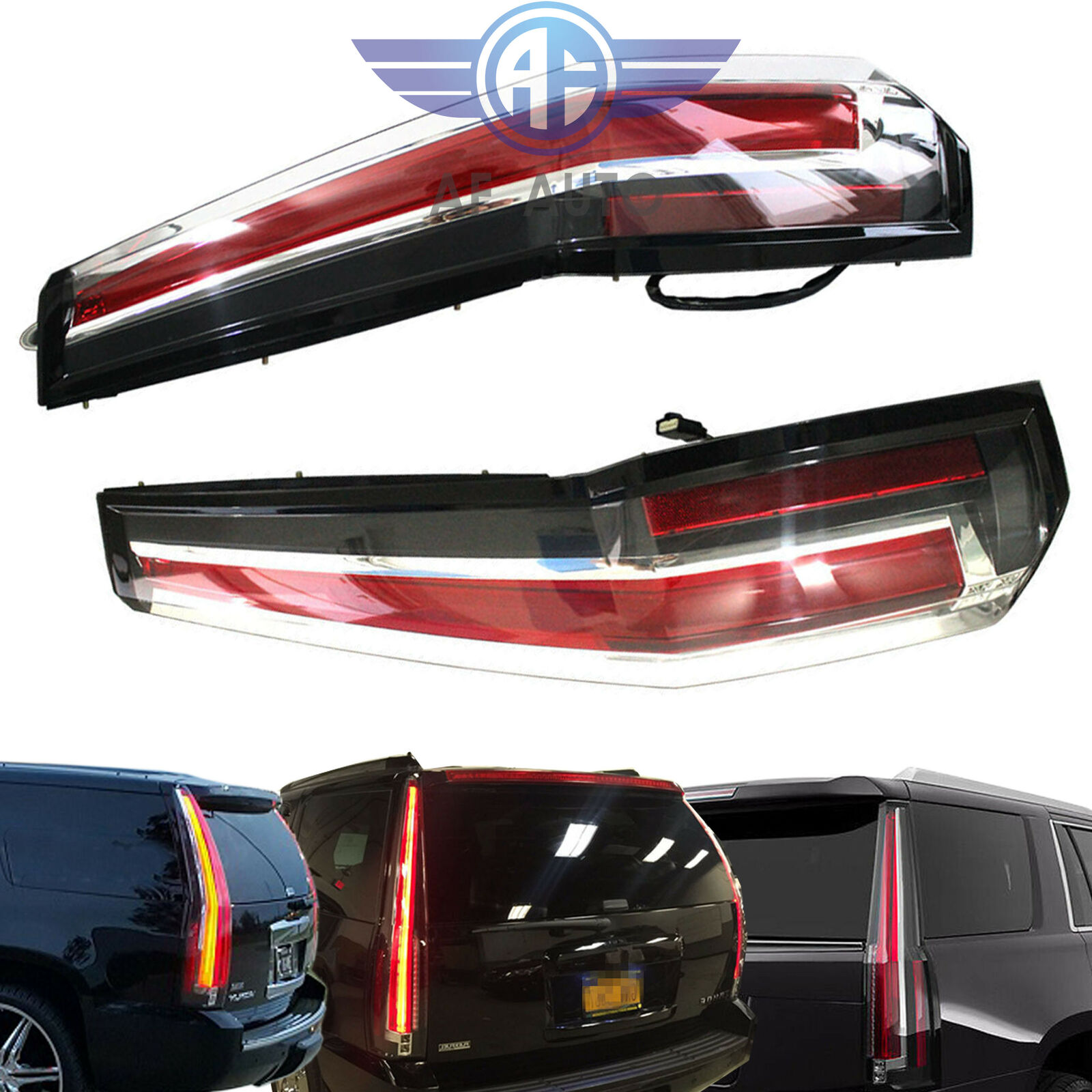 For 2015 2016 2017 2018 Chevrolet Tahoe Suburban Tail