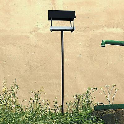 Casitas de Pájaros Con Telekopständer, Estación Alimentación, para