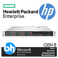 Hp Proliant Dl360p Gen8 Eight Core Xeon 2x E5-2690 2.9ghz 384gb Ram G8 Server - hp - ebay.co.uk