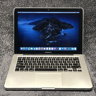 "Apple MacBook Pro 13"" Core i5 2.5GHz 8GB Ram 500GB Hard Drive"