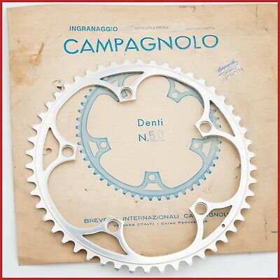 """NOS Campagnolo Gran Sport GS Chainring 49T Road 144 Bcd 3//32/""""  Bicycle"""