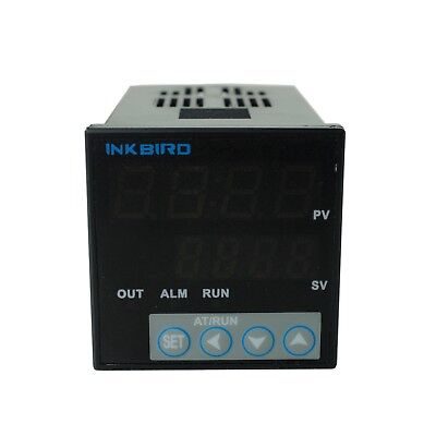Inkbird Itc-106vh Pid Digital Temperature Controller Ssr K Sensor Pt100 Fahrenhe