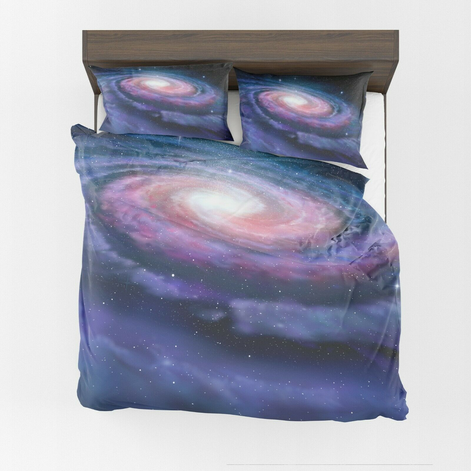 Milky Way Duvet Cover or Comforter space bedding galaxy bedd