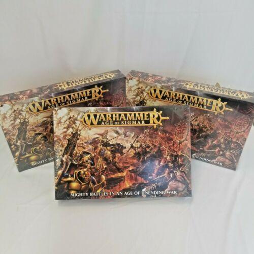 Games Workshop Warhammer AoS Age of Sigmar Starter Box New Sealed