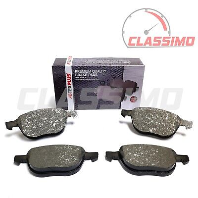 Front Brake Pads for MAZDA 3 BK BL + MAZDA 5 CR19 CW - all models - 2003 to 2018