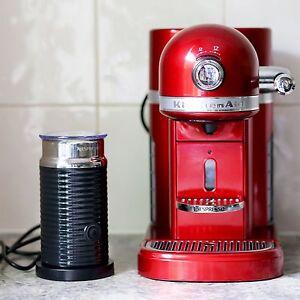 NESPRESSO KitchenAid 5KES0504ACA Capsule Pod Coffee Machine RED Doncaster Manningham Area Preview