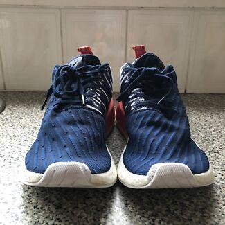 Adidas nmd r1 stlt pk rosso aumentare primeknit scarpe da uomo gumtree