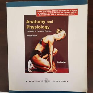 anatomy and physiology the unity of form and function | Gumtree ...