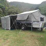 Awesome Off-Road Camper Trailer Battery Hill Caloundra Area Preview