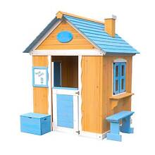 Kids Outdoor Timber Wooden Cubby House Play House Playhouse Perth CBD Perth City Preview
