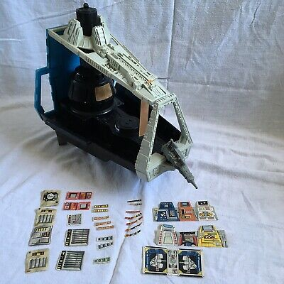 VINTAGE KENNER PALITOY STAR WARS DARTH VADER'S STAR DESTROYER COMPLETE WORKING