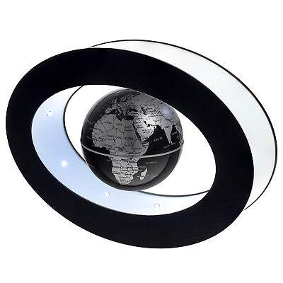 Schwebender LED Tischglobus Büroleuchte Dekoleuchte Lampe magnetisch rotierend S