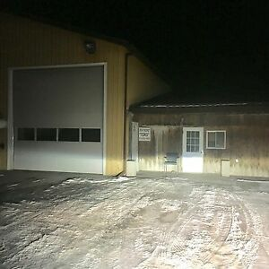COMMERCIAL SHOP/GARAGE OFFICE SPACE