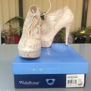 A great range of casual to formal ladies heels size 39-40 Quakers Hill Blacktown Area Preview